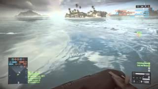Battlefield 4 Best way to destroy a boat