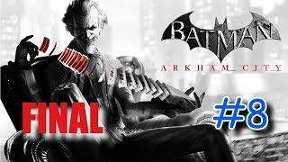 Batman Arkham City. Новая игра +. Глиноликий финал.
