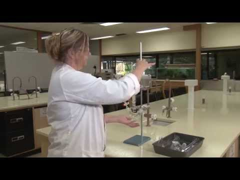 Organic Chemistry: Synthesis Of A Grignard Reagent