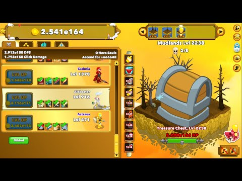 CLICKER HEROES- HOW TO GET UNLIMTED SOULS AND GOLD!! STEAM/PC