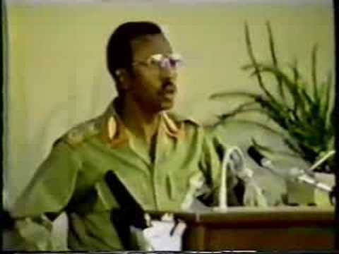 Mengistu Hailemariam-(ጓድ መንግስቱ ሓይለማርያም)
