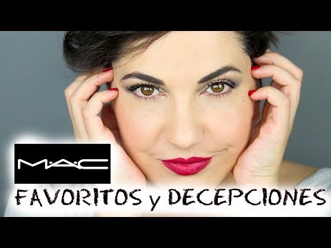 Favoritos y Decepciones de M.A.C. COSMETICS  ♥ ⎥Monica Vizuete