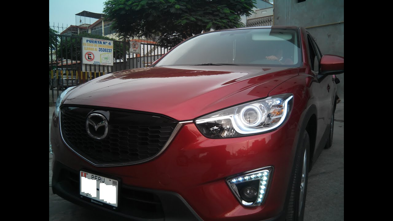 mazda autosled personalizaci watch de n youtube faros