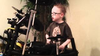 the who jaxon smith the real me 6 yr old drummer feb 4th 2012