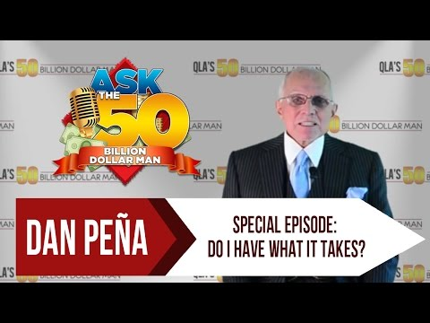 Special Episode: Do I Have What It Takes? Is This Really What I Want? | AT50BDM by Dan Peña