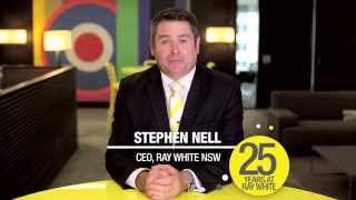 Ray White NSW CEO Stephen Nell welcomes new office in Woodford