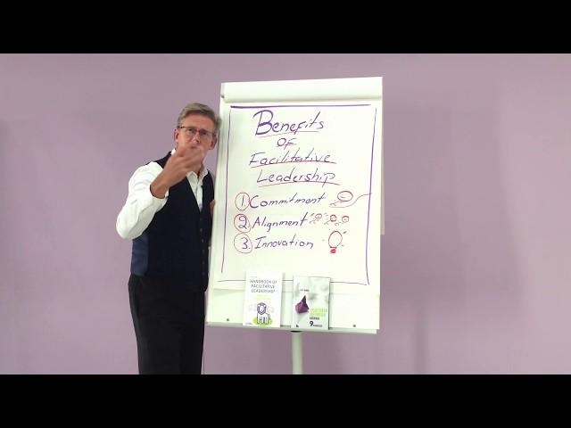 What is facilitative leadership?