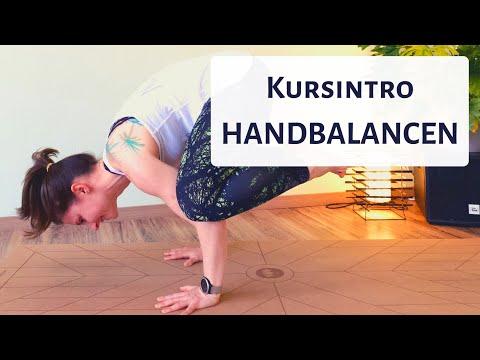 Academy | Kursintro | Handbalancen