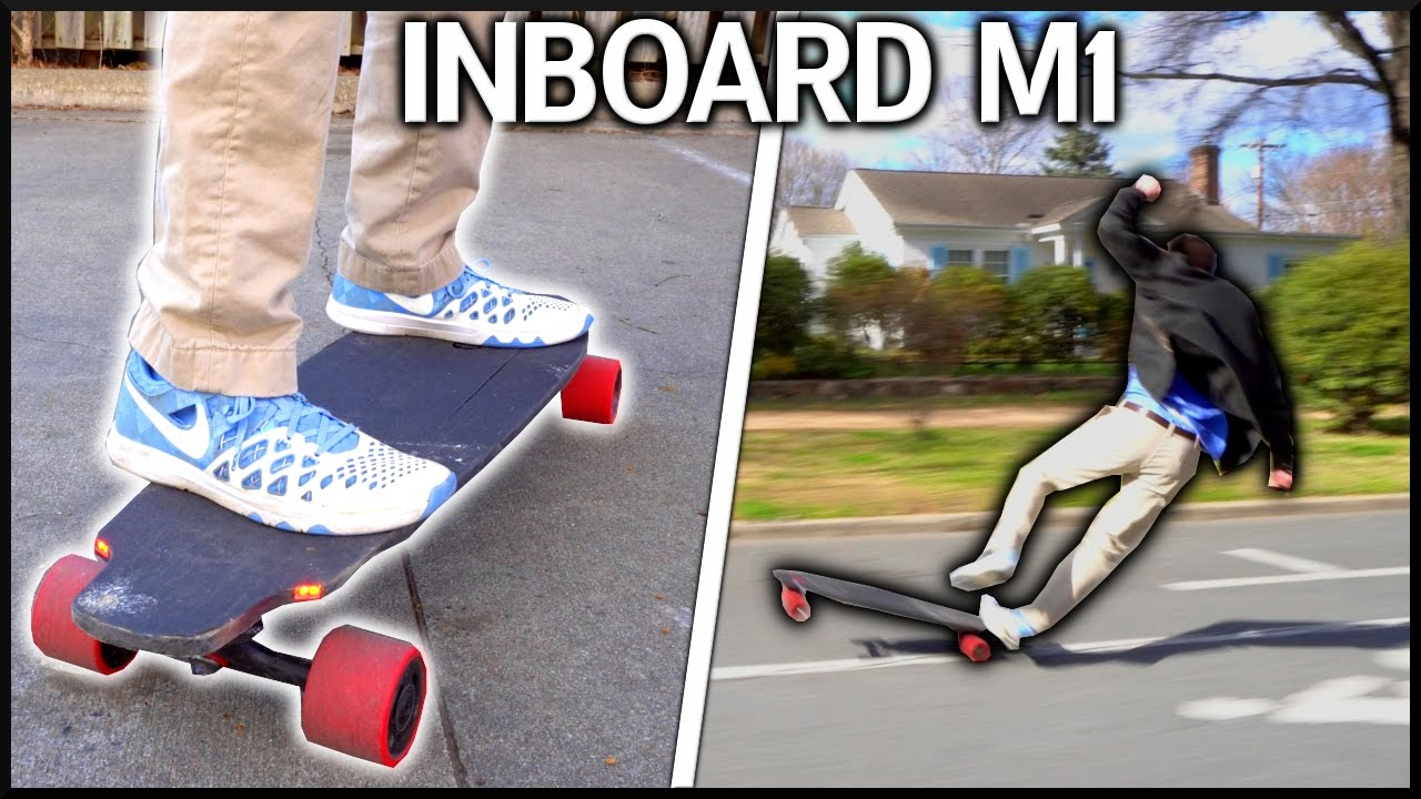 The BEST Electric Skateboard?! with 20mph fall  YouTube