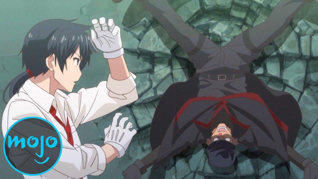 Anime Ass Pics top 10 one-sided anime ass-kickings