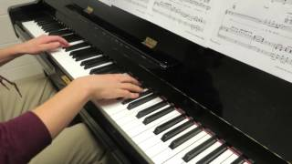 All That Matters - Finding Neverland - Piano