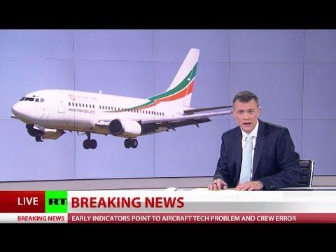 50 dead as Boeing 737 crash lands in Kazan, Russia