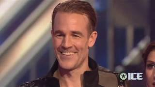 DWTS 28 - James Van Der Beek & Emma Boy Band Judge's Scores | LIVE 11-11-19