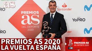 Premios AS 2020 | La Vuelta España, Premio AS del Deporte 2020 | Diario AS