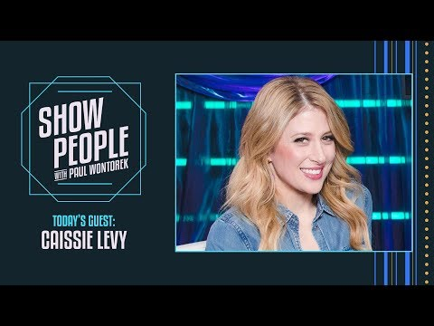 Show People with Paul Wontorek: Caissie Levy of FROZEN