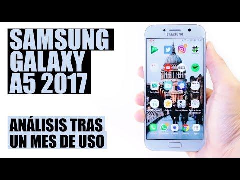 Samsung Galaxy A5 2017 tras un mes de uso | Análisis en español