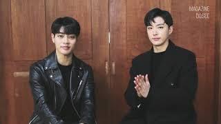 뮤지컬 브라더스 까라마조프의 김지온, 김준영 인터뷰