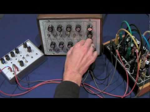 Music From Outer Space - Weird Sound Generator WSG - Modified with ...