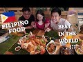 BEST FILIPINO Food In SYDNEY - First Time Trying Traditional Filipino Food!!