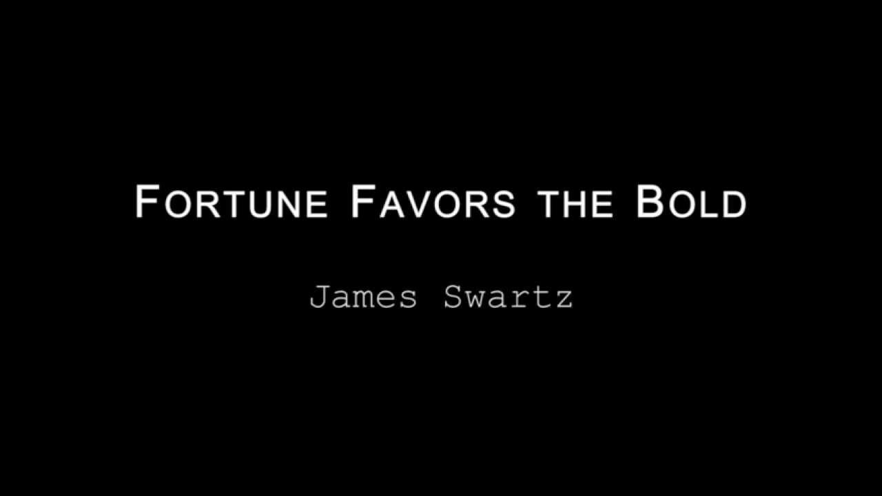 fortune favors the bold essay writer