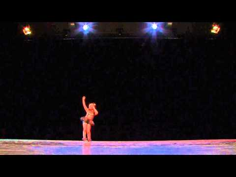 Genevieve's Song and Dance Solo - Deutsche National Qualifier to DWC