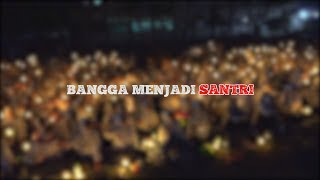 Download Mp3 Andmesh Kamaleng - Cinta Luar Biasa  Bangga Jadi Santri Cover