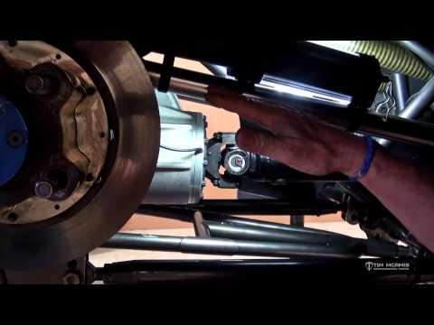 Rear Suspension Overview Part 2 - Pinion Angle