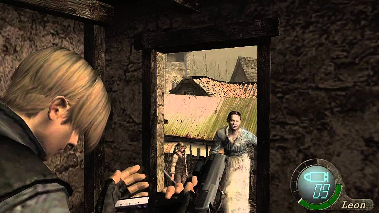 Resident Evil 4 Hd Walkthrough Part 1 Professional Chapter 1 1