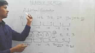 Number series | Reasoning (best Short cut tricks)