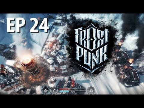 FROSTPUNK | Oncoming Storm | Ep 24 | Frostpunk Gameplay!