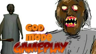 Granny God Mode Full Gameplay || BFTH GAMING