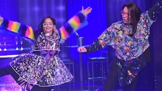 "Jennifer Lawrence & Jimmy Fallon Dance Horribly In ""Come Dance With Us"" Skit"