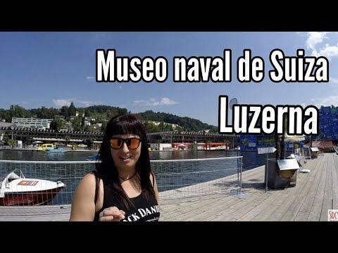 Suiza | Museo del transporte | Historia naval suiza | sdcv