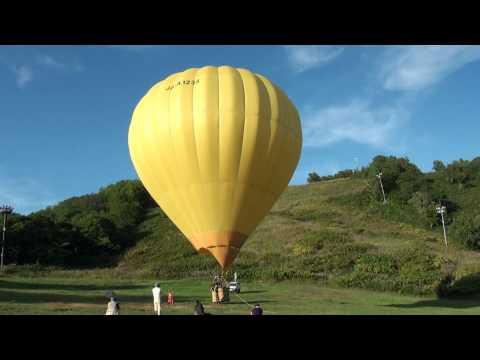 熱気球体験(ニセコ アンヌプリ)