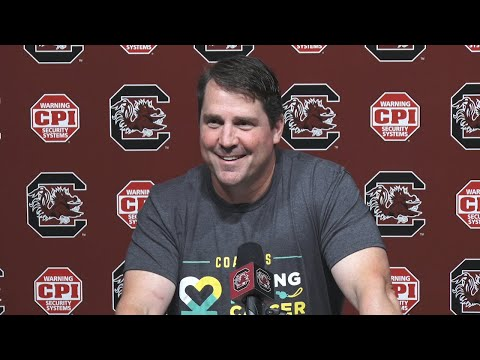 Sports Update - Will Muschamp on Taking it To the Tide This Saturday