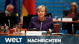 Die bundeskanzlerin angela merkel ist mit den länderchefs zu einem virtuellen treffen zusammengekommen. im unterschied zur letzten beratung steht dieses mal ...