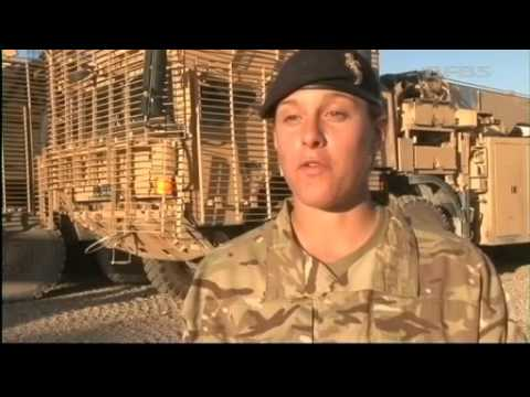 Should Ban Be Lifted on Women Serving in Combat Roles
