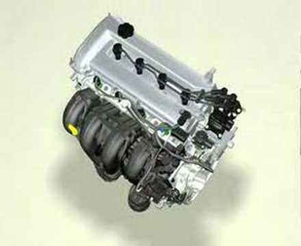 3d Twin Cam 16v Engine Youtube