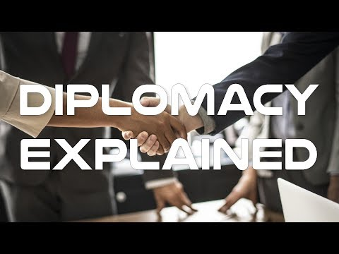 Diplomacy Crash Course