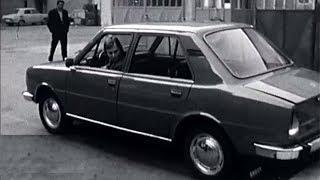 Škoda 105L v Mototechne (1978)