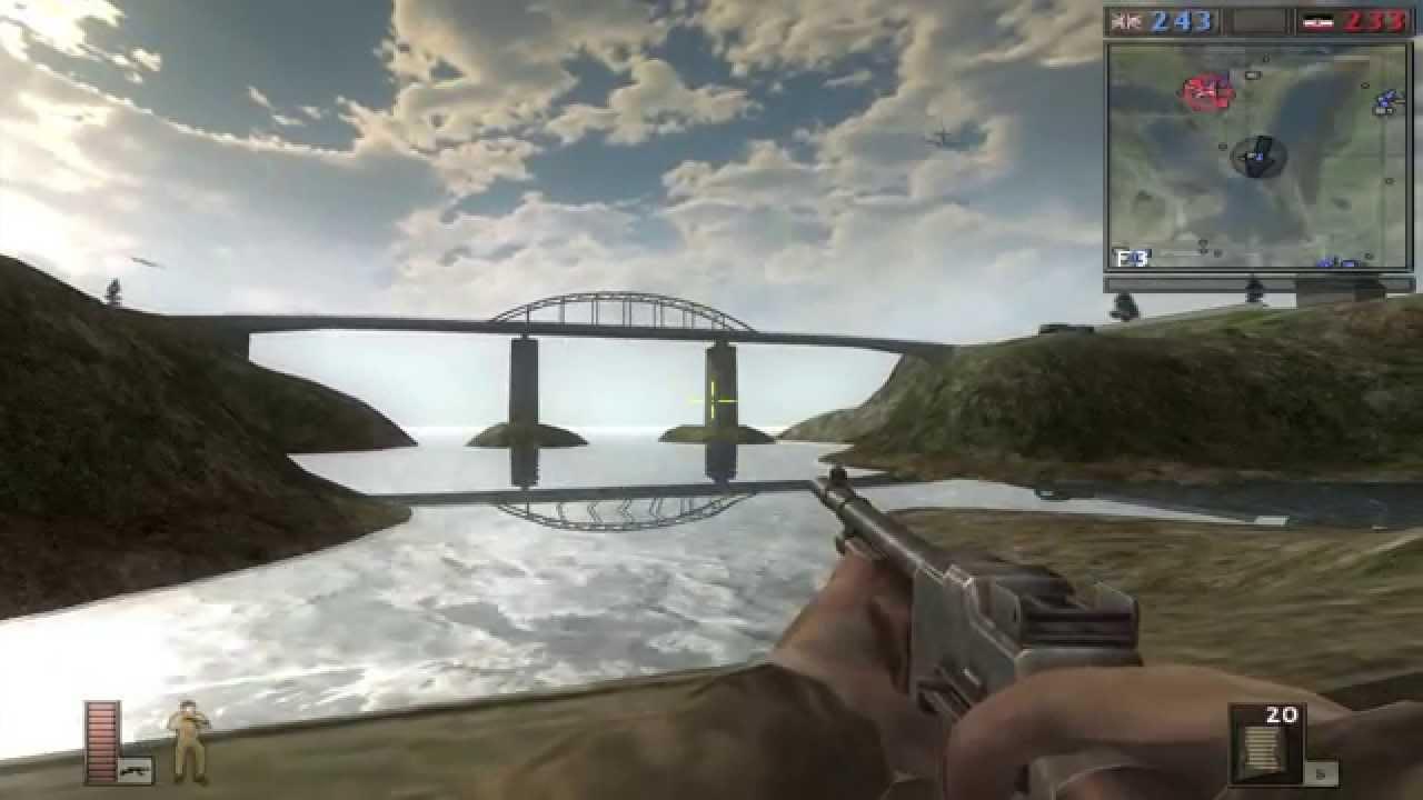 Battlefield 1942 HD mod + ENB [1080P] - YouTube
