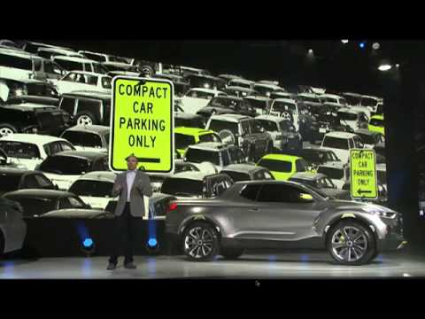 2015 NAIAS Hyundai News Conference