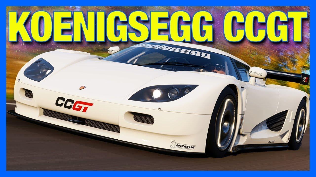 Forza Horizon 4 : Koenigsegg's Lost Car... (FH4 Koenigsegg CCGT) thumbnail
