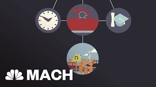 How Algorithms Are Driving Us Into The Future   Mach   NBC News