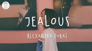 Download Mp3 Alexandra Porat - Jealous  Lyric Video  / Original Labrinth