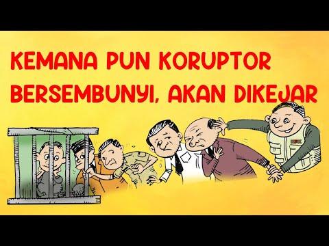 KPK-Komisi Pemberantasan Korupsi