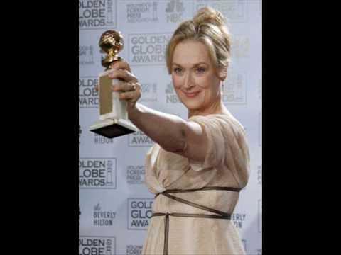 Golden Globes Meryl Streep- Good Luck