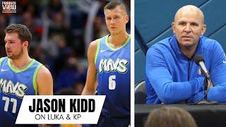 Jason Kidd Details Meeting Luka Doncic in Slovenia & Kristaps Porzingis in Latvia This Off-Season