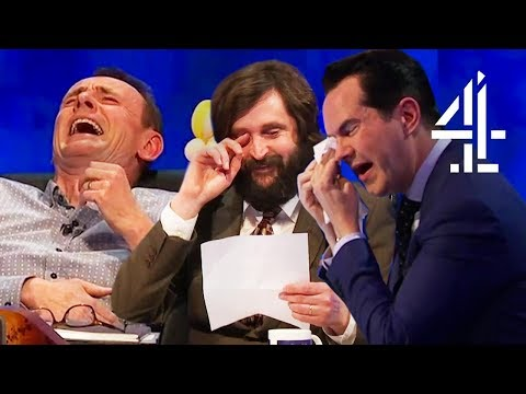 EVERYONE LITERALLY CRYING Over Joe Wilkinson's INSANE Poem!! | 8 Out Of 10 Cats Does Countdown