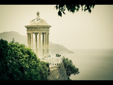 Ancient Abandoned Monastary Ruin in Spain